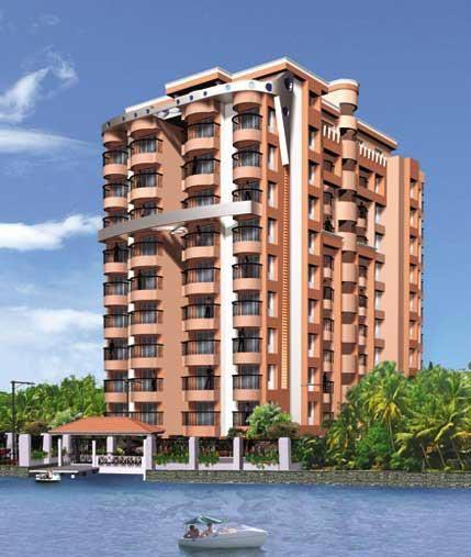 Blue Palm, Kochi - 3BHK Appartment