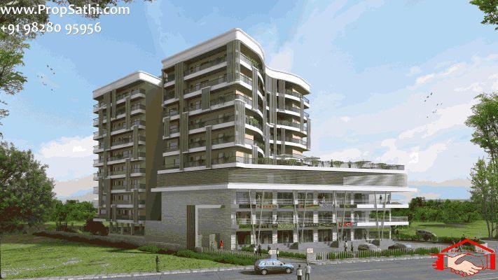 Gokul Bliss, Udaipur - 2 BHK Flats