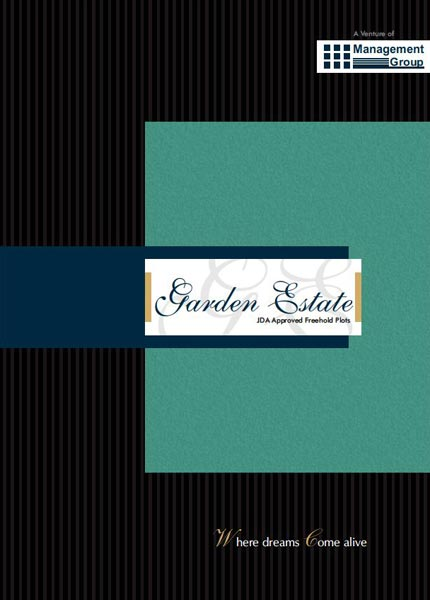 Garden Estate, Jaipur - Residential Land