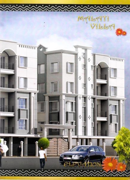 Malati Villa, Kolkata - Beautiful Residential Villas