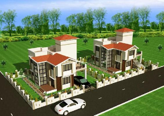 Bella County, Pune - Premium Luxurious 4 BHK Independent Villa