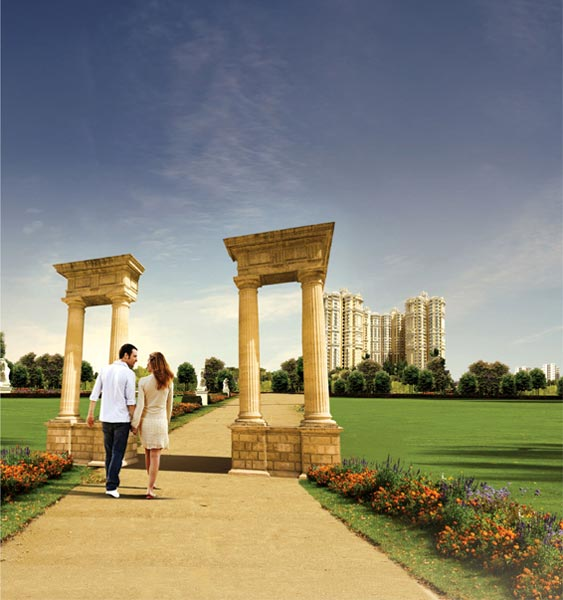 The Romano, Noida - Residential Apartments