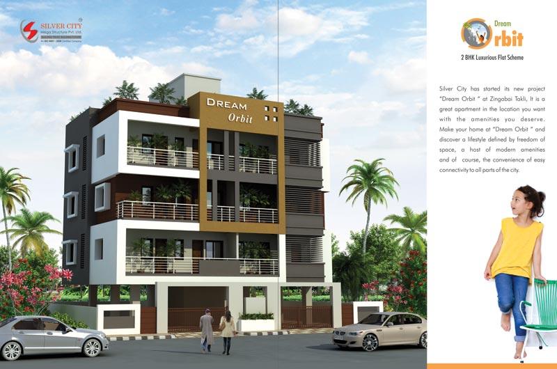 Dream Orbit, Nagpur - Residential Apartments