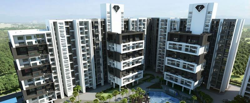 F. Residences, Pune - Residential Apartments