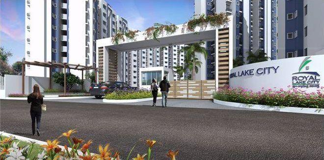 Royal Lake City, Valsad - 1/2/3 BHK Apartments