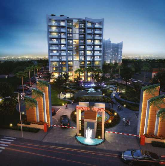 Havanna Heights, Kundli - Luxury Residences