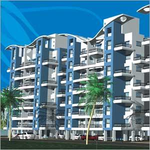 Dwarka Sai Heritage, Pune - Luxurious Terrace Flats