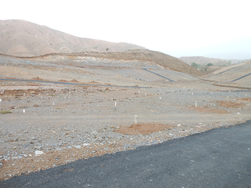Hill Town, Udaipur - Residential Plots