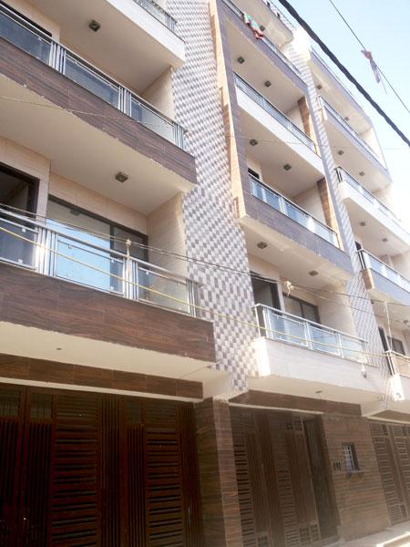Krishna Sai Appartment, Delhi - 2BHK & 3bhk  Flat with Lift & Car Parking