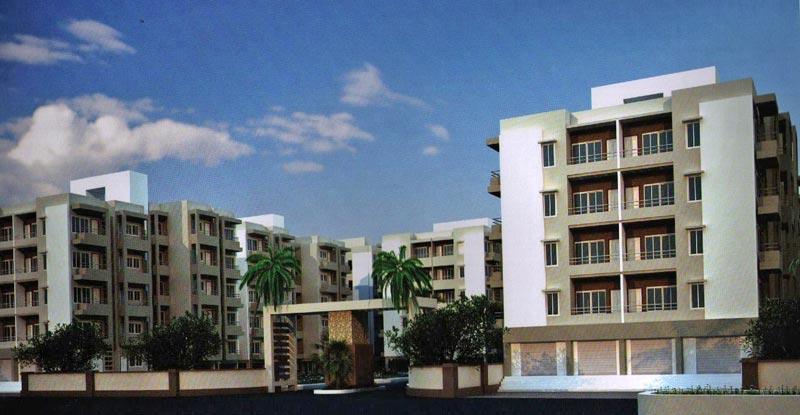 Guru Shrushti, Aurangabad - Residential Apartments