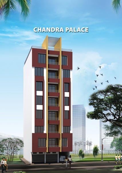 Chandra Palace, Jamshedpur - 2 BHK Apartments
