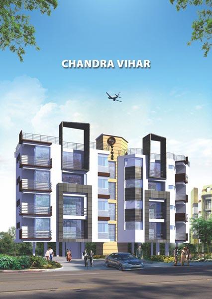 Chandra Vihar, Jamshedpur - Residential Apartments