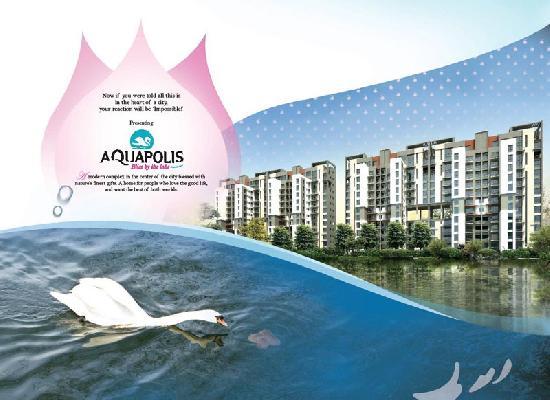 Aquapolis, Durgapur - Residential Apartments