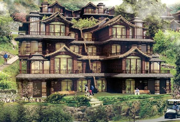 Auramah Valley, Shimla - 2,3 and 4 BHK Luxury Apartments
