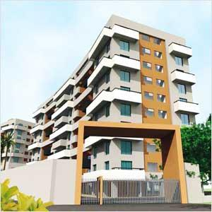 Silver Crescent, Pune - Classy Apartments