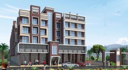 Raj Samruddhi, Navi Mumbai - 1BHK & 2BHK Homes