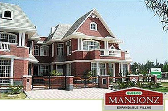 Eldeco Mansionz Villas, Ludhiana - Beautiful Residential Villas