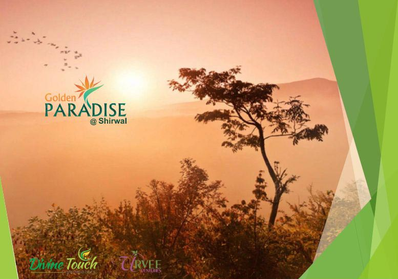 Golden Paradise, Satara - Collector N.A. Plots