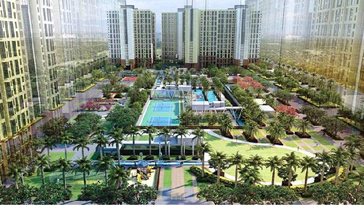 Rising City, Mumbai - 3 BHK Residential Apartments