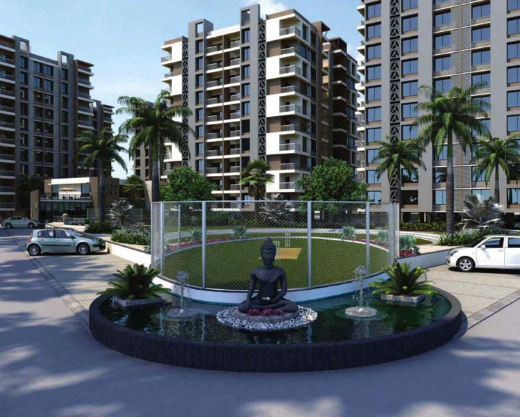 Pramukh Greens, Vapi - Residential Apartments