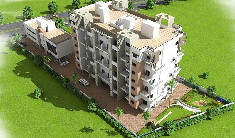 Kulswamini Kasturi, Raigad - 1/2 BHK Apartments