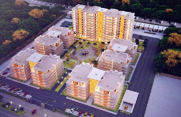 Beverly Park, Amritsar - 2, 3, and 5 BHK Apartments