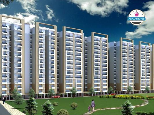 Pushpanjali Seasons, Agra - 2/3/4 BHK Residential Apartments