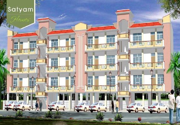 Satyam Homes, Greater Noida - 1 BHK Residential Flats