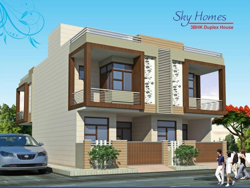 Sky Homes, Jaipur - Beautiful Residential Villas