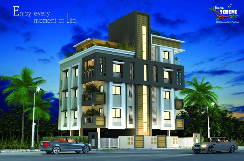 Dream Serene, Nagpur - 2 BHK Luxurious Flats & Pent House