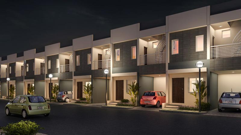 Avanti Villas, Pune - Affordable 1 BHK Row House