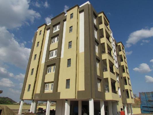 Sanchi Lake Vision, Udaipur - Residential Apartments