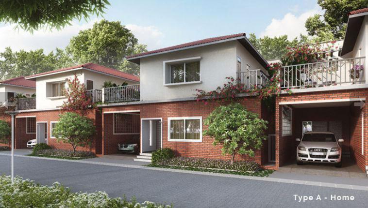 Sahyadri, Bangalore - Luxury Homes