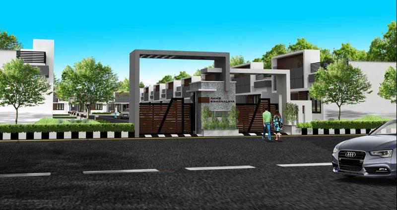 Mitrodaya's Swarnalaya, Chennai - Residential Villas
