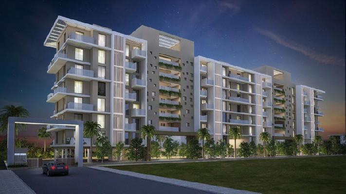 Bluewoods, Pune - 2/3 BHK Apartments