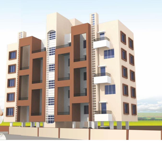 Orean, Pune - 1 and 2 BHK Flats