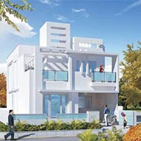 White House I & II - Kashipur