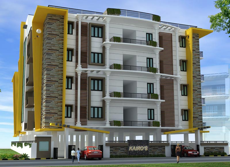 Kairos Homes, Bangalore - Residential Apartments