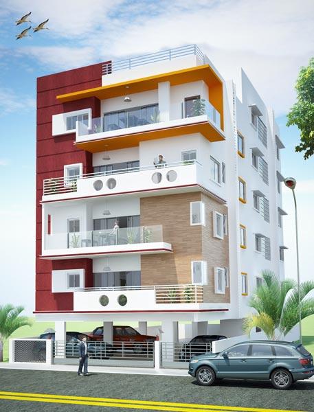 Radha Nivas, Bangalore - Residential Apartments