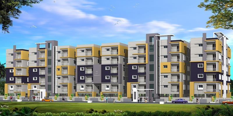 Sri City, Khammam - Independent House