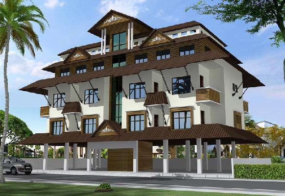 Anjani Resort, Pauri Garhwal - Residential Flats and Apartments