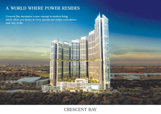 Crescent Bay, Mumbai - 2/3 BHK Apartment