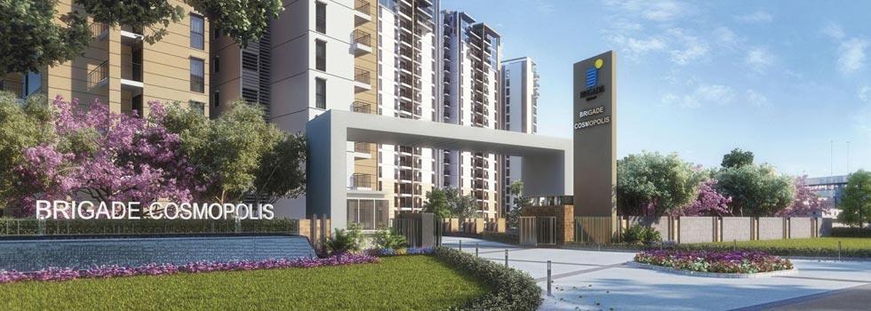 Brigade Cosmopolis, Bangalore - 2/3/4 BHK Flats