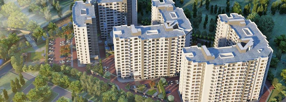 Brigade Omega, Bangalore - 2, 3 & 4 BHK Apartments