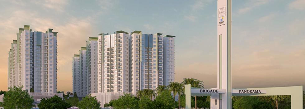 Brigade Panorama, Bangalore - 2/3/3.5 BHK Residential Apartments