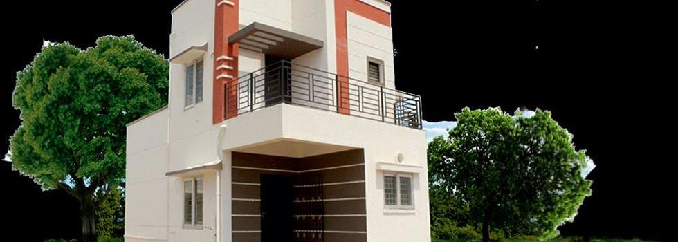 Suncity, Chennai - Residential Villas