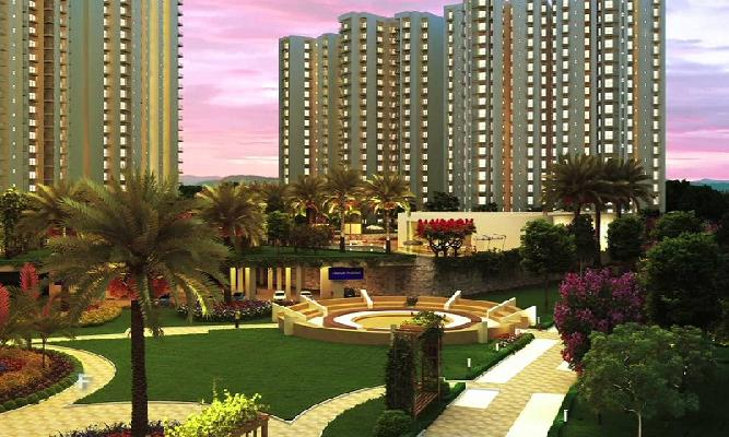 Paramount Floraville, Noida - 2,3,4 Bed Room Apartments