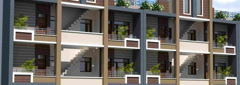 Urban Homz 2 (2bhk/3bhk), Chandigarh - 2 BHK Flats