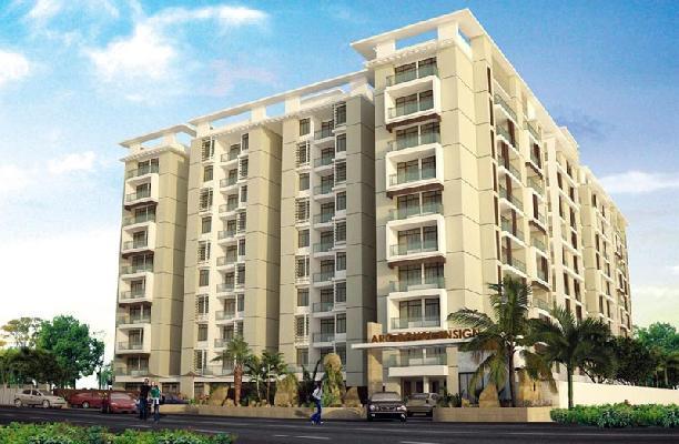 ARG Royal Ensign, Alwar - 2,3 and 4 BHK Luxury Apartments