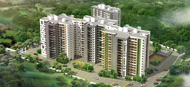 GRC Brundavan, Bangalore - 2 BHK and 3 BHK Apartments